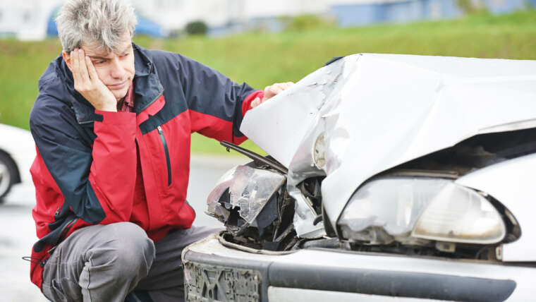 What to Do If You Have a Car Wreck on Vacation